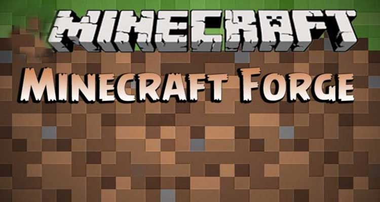 Minecraft Forge 1.16.5/1.12.2/1.7.10 – Modding API