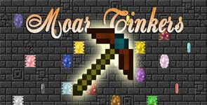 Moar Tinkers Mod 1.12.2/1.10.2 For Minecraft