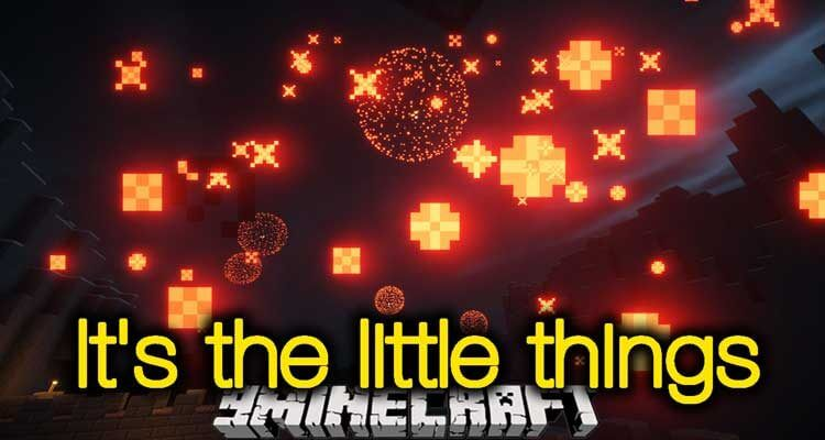 It's the Little Things Mod 1.12.2/1.11.2 For Minecraft
