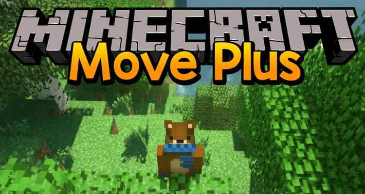 Move Plus Mod 1 14 4 1 12 2 Parkour With Minecraft Minecraft Mods Pc