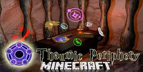 Thaumic Periphery Mod 1.12.2 for Thaumcraft For Minecraft