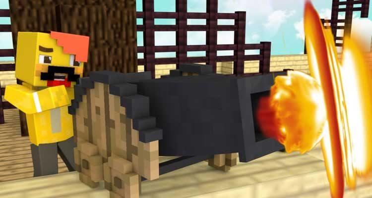 Valkyrien Warfare Mod 1.12.2/1.11. For Minecraft