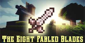 The Eight Fabled Blades Mod 1.12.2 For Minecraft