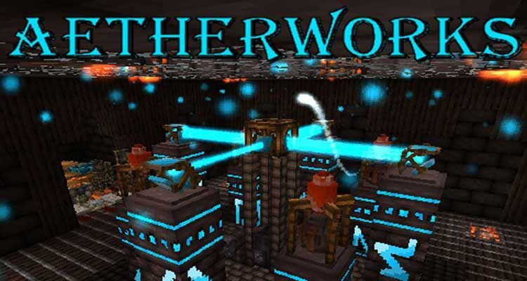 Aetherworks Mod 1.12.2 For Minecraft