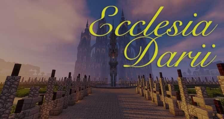 Ecclesia Darii Map 1.12.2/1.11.2 for Minecraft