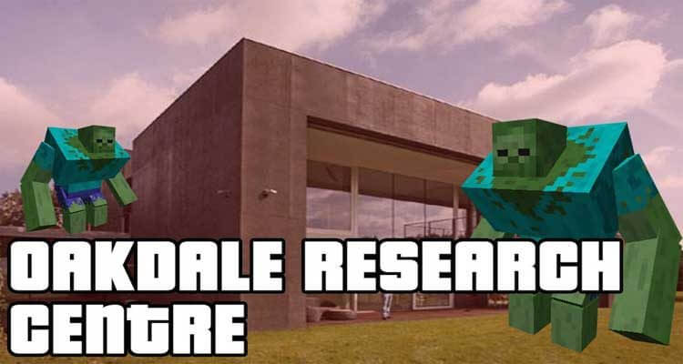 Oakdale Research Center Map 1.12.2/1.12 for Minecraft
