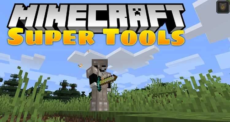 Super Tools Mod 1.15.1