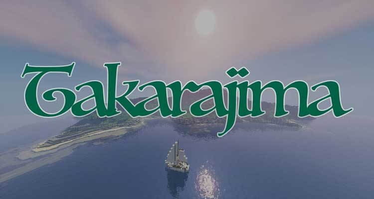 Takarajima Map 1.12.2/1.11.2 for Minecraft