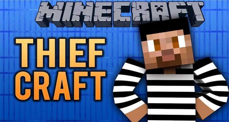Thief Craft Map 1.12.2/1.12 for Minecraft