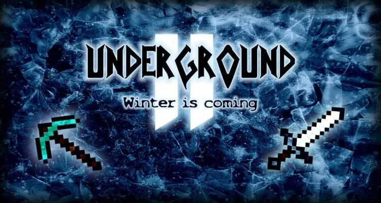Underground 2 Map 1.12.2/1.11.2 for Minecraft