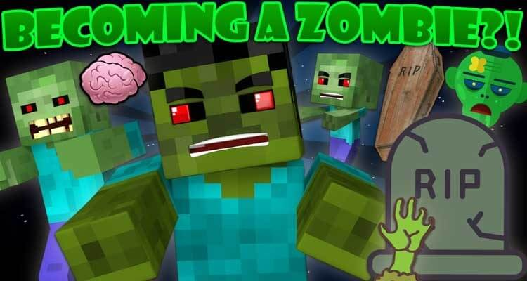 Zombie Players Mod 1.12.2 For Minecraft