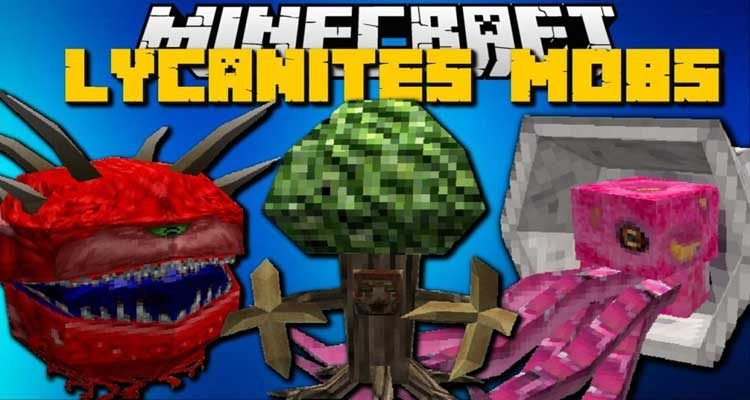 Lycanite's Mobs Mod 1.14.4/1.12.2 – Inferno Creatures