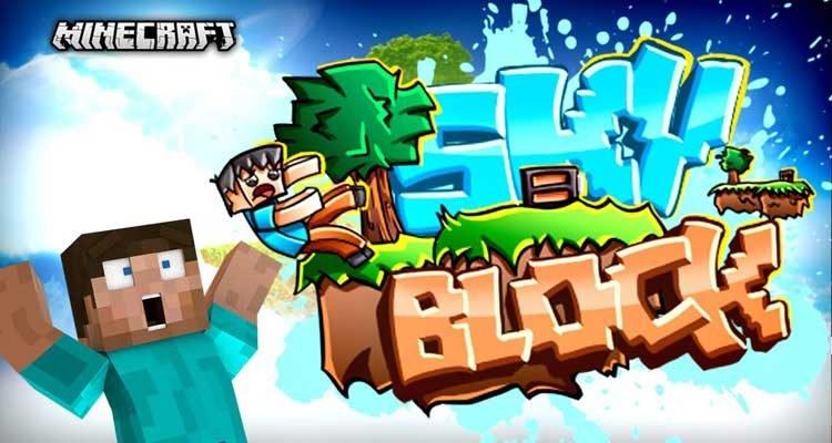 Nine Islands Skyblock Map 1.12.2/1.11.2 for Minecraft