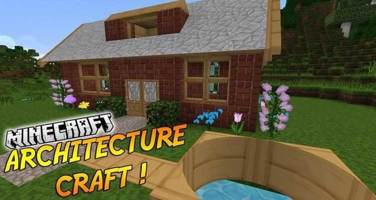 ArchitectureCraft Mod 1.12.2/1.10.2 – Bringing the Circle to Minecraft