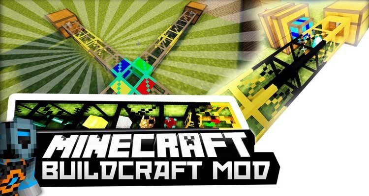 BuildCraft Mod 1.12.2/1.11.2 – Automation in Minecraft