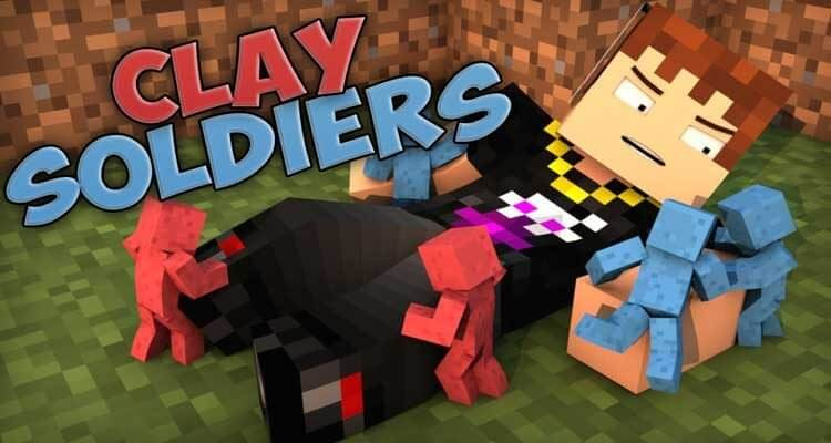 Clay Soldiers Mod 1.12.2/1.10.2 – It's Hard To Be a God