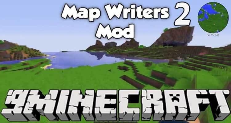 Mapwriter 2 Mod 1.12.2/1.11.2 – Minimap, Map GUI