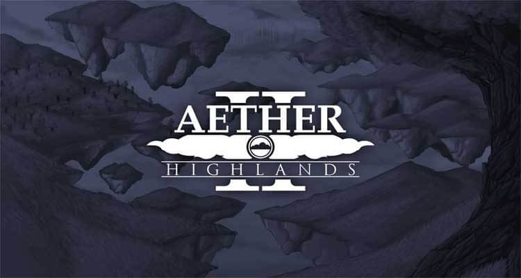 Aether 2 Mod 1.12.2/1.11.2 – Highlands, Genesis of the Void