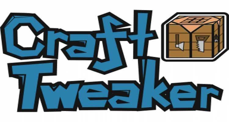 CraftTweaker Mod 1.16.2/1.12.2/1.7.10