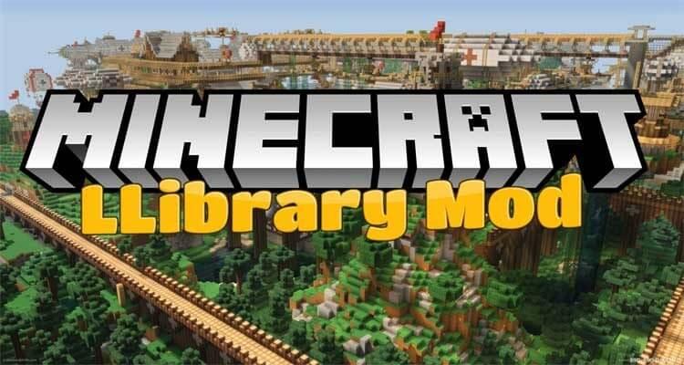 LLibrary 1.12.2/1.11.2 – Lightweight Modding Library