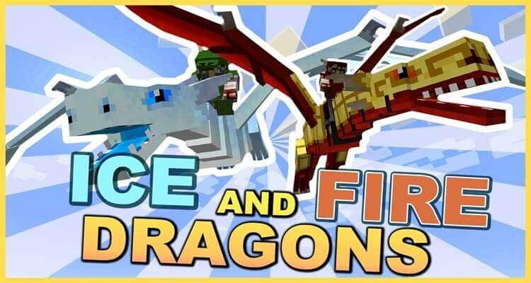 Ice and Fire Mod 1.12.2/1.11.2 – Dragons in a Whole New Light
