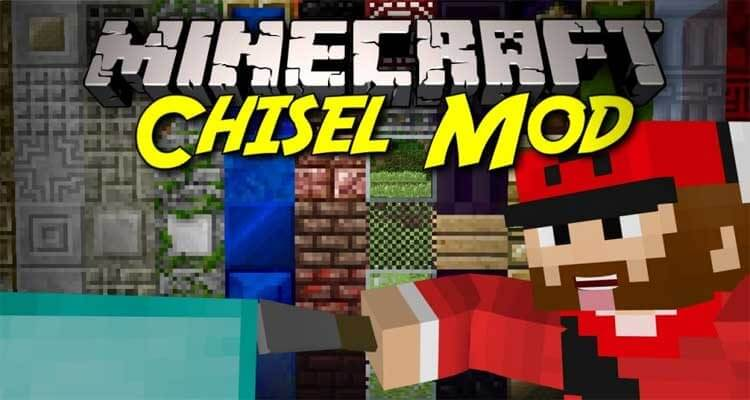 Chisel Mod 1.12.2/1.11.2 – Build The Way You Want