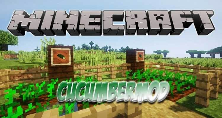 Cucumber Library Mod 1.16.4/1.15.2/1.12.2