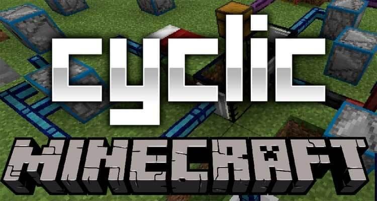 Cyclic Mod 1.16.2/1.15.2/1.12.2