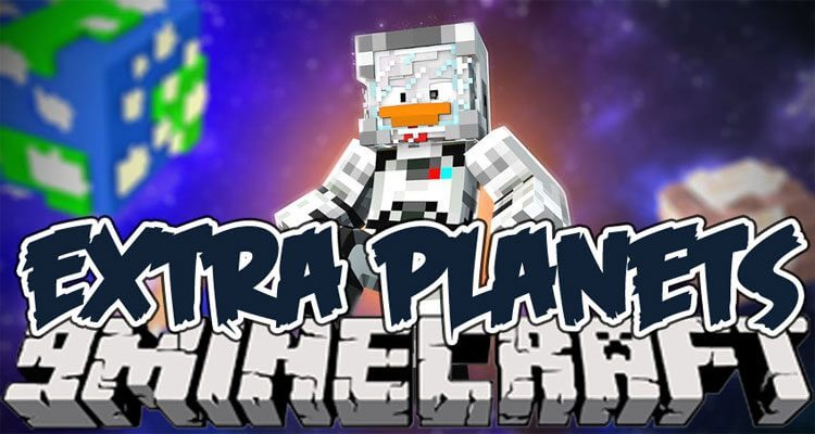 Extra Planets Mod 1.12.2/1.11.2 – Galacticraft's Addon