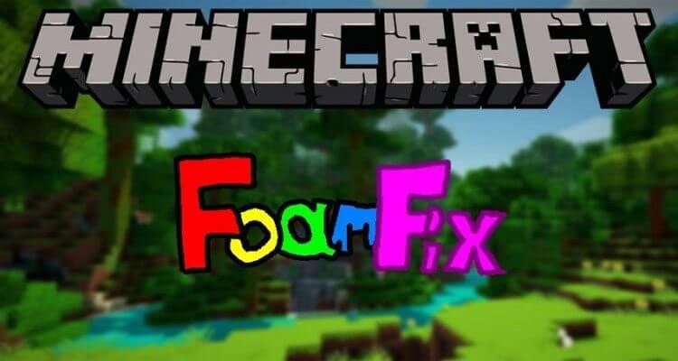 FoamFix Mod 1.12.2/1.11.2 – Memory Usage Optimization