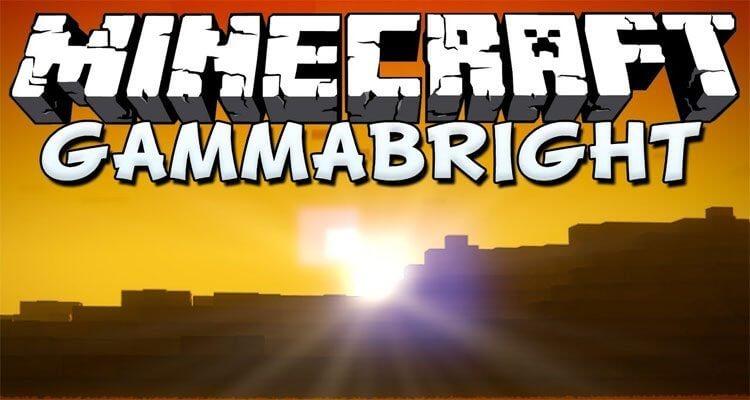 Gammabright Mod 1.12.2/1.11.2 – Advanced Brightness