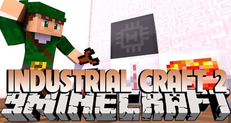 Industrial Craft 2 Mod 1.12.2/1.11.2 – Power & Machines