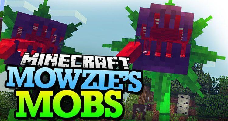 Mowzie's Mobs Mod 1.12.2/1.11.2 – Crazy Killer Mobs