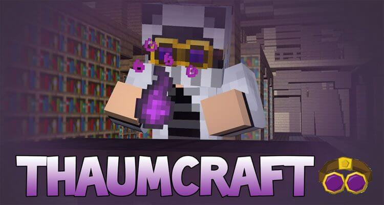 Thaumcraft Mod 1.12.2/1.10.2 – Become The Magician