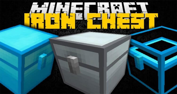 Iron Chests Mod 1.15.2/1.14.4/1.12.2