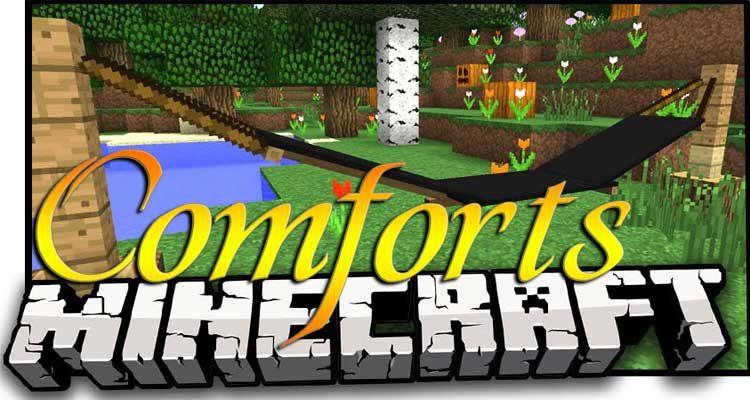 Comforts Mod 1.16.3/1.15.2/1.12.2