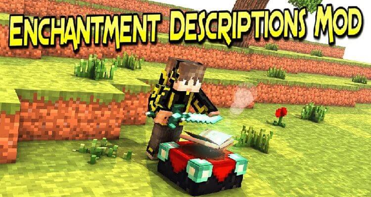 Enchantment Descriptions Mod 1.16.2/1.15.2/1.12.2