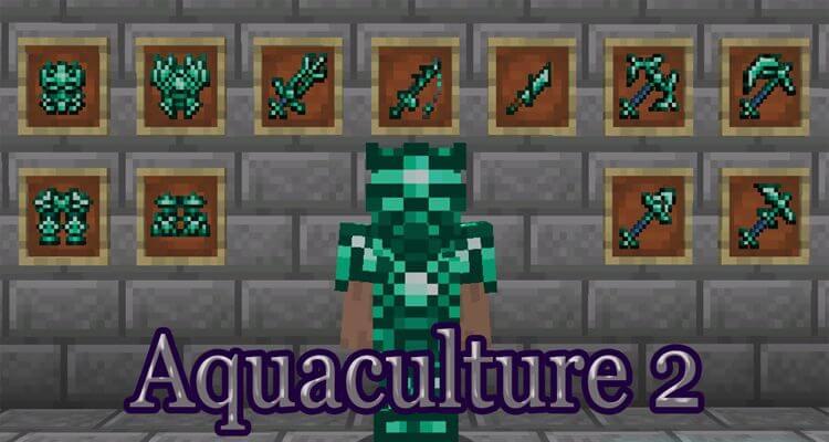 Aquaculture 2 Mod 1.16.1/1.12.2/1.7.10