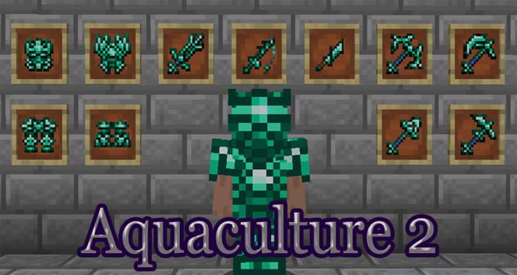 Aquaculture 2 Mod