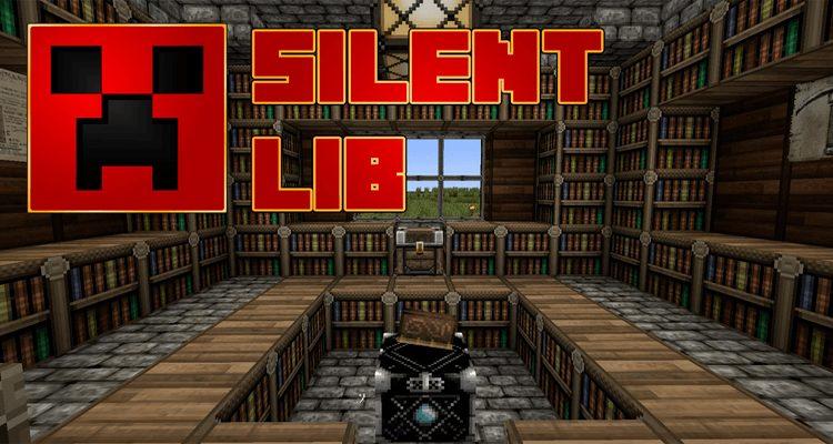 Silent Lib Mod 1.15.2/1.14.4/1.12.2
