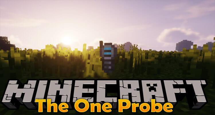 The One Probe Mod 1.16.3/1.15.2/1.12.2