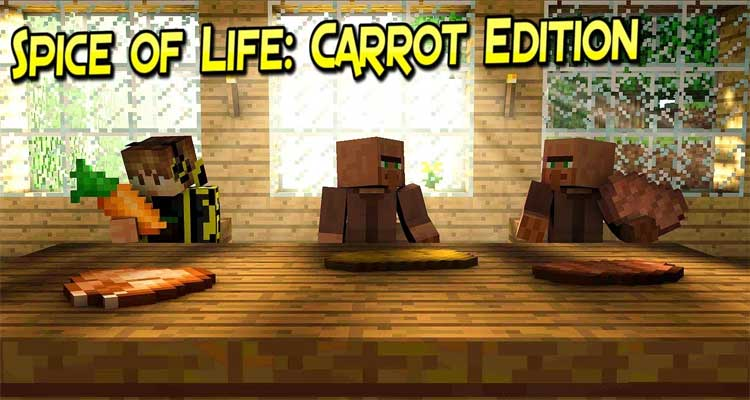 Spice of Life: Carrot Edition