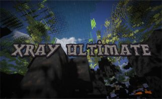 Xray Ultimate Texture Resource Pack 1.16.2/1.15.2/1.14.4