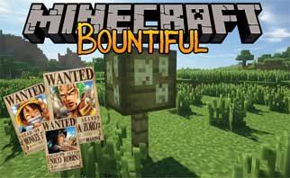 Bountiful Mod 1.15.2/1.14.4/1.12.2