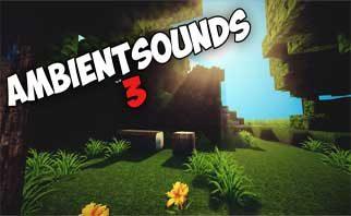 AmbientSounds 3 Mod 1.15.2/1.14.4/1.12.2