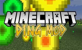 Ding Mod 1.16.1/1.12.2/1.7.10