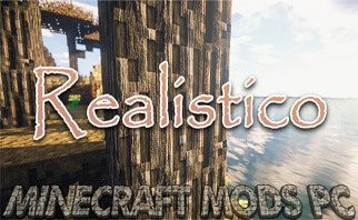 Realistico Resource Pack 1.12/1.11/1.10