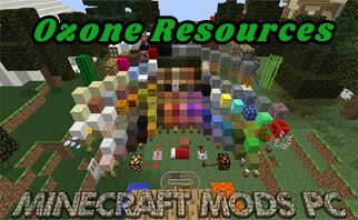 Ozone Resources Pack 1.12.2/1.7/10