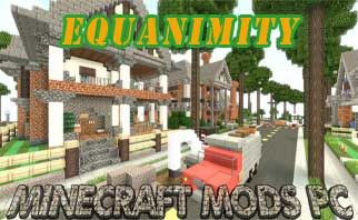 Equanimity [32x] Resource Pack 1.12.2/1.11.2/1.10.2