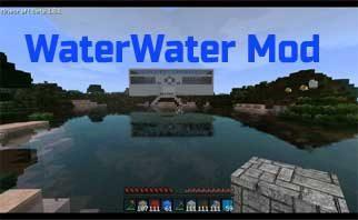 WaterWater Mod 1.15.2